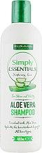 Духи, Парфюмерия, косметика Шампунь для блеска волос - Mellor & Russell Simply Essentials Aloe Vera Shampoo