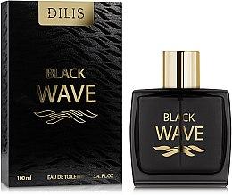 Духи, Парфюмерия, косметика Dilis Parfum Black Wave - Туалетная вода