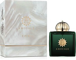Духи, Парфюмерия, косметика Amouage Epic For Woman - Парфюмированная вода