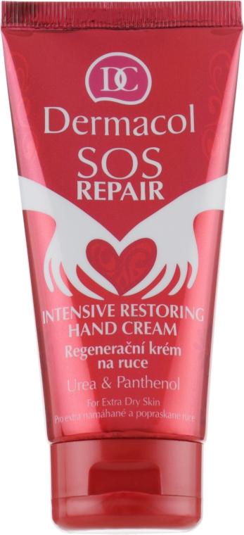 Крем для рук регенерирующий - Dermacol Hand Care SOS Repair Hand Cream