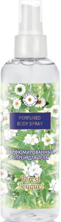Фабрика красоты Forest Bouquet - Парфюмированный спрей для тела