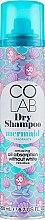 Духи, Парфюмерия, косметика Сухой шампунь для волос с ароматом пачули - Colab Mermaid Dry Shampoo