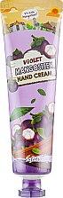 Духи, Парфюмерия, косметика Крем для рук - Esfolio Violet Mangosteen Cream