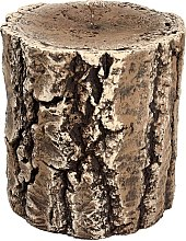 Духи, Парфюмерия, косметика Ароматическая свеча, 11,5х13 см., пень коричневый - Artman Stump