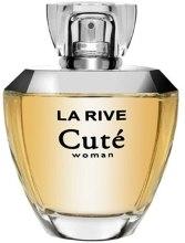 Духи, Парфюмерия, косметика La Rive Cute Woman - Парфюмированная вода (тестер с крышечкой)