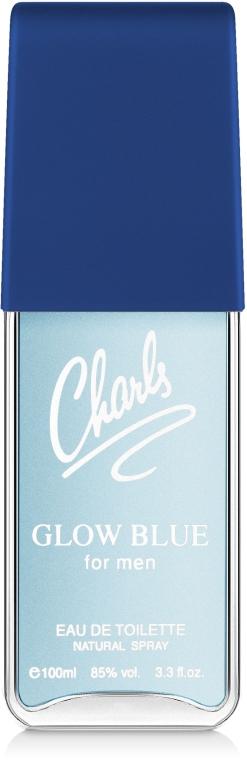 Sterling Parfums Charls Glow Blue - Туалетная вода