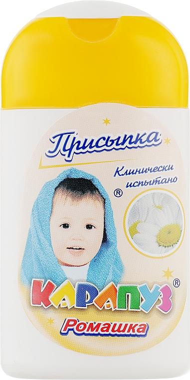 """Присыпка детская """"Ромашка"""" - Карапуз"""
