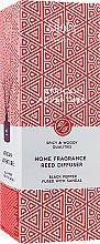 """Аромадиффузор """"Африканские Приключения"""" - Mades Cosmetics African Advanture Home Fragrance Reed Diffuser — фото N1"""