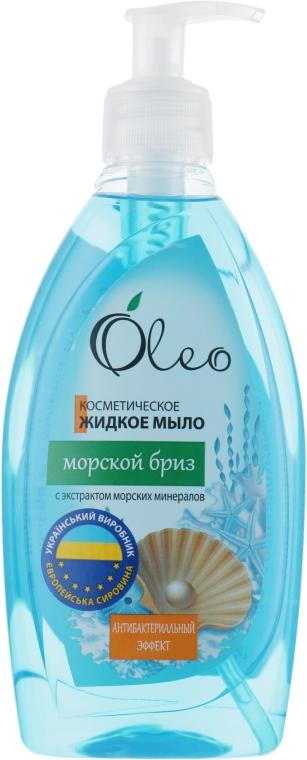 """Косметическое жидкое мыло """"Морской бриз"""" - Oleo"""