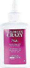 Духи, Парфюмерия, косметика Краска для волос с прямым пигментом - Design Look Color Lux Crazy