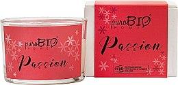 Духи, Парфюмерия, косметика Органическая свеча - PuroBio Cosmetics Home Organic Passion