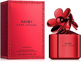 Духи, Парфюмерия, косметика Marc Jacobs Daisy Shine Red Edition - Туалетная вода
