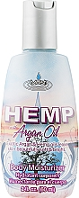 Духи, Парфюмерия, косметика Восстанавливающий лосьон после загара с коллагеном - Malibu Hemp Argan Oil Body Moisturizing Lotion