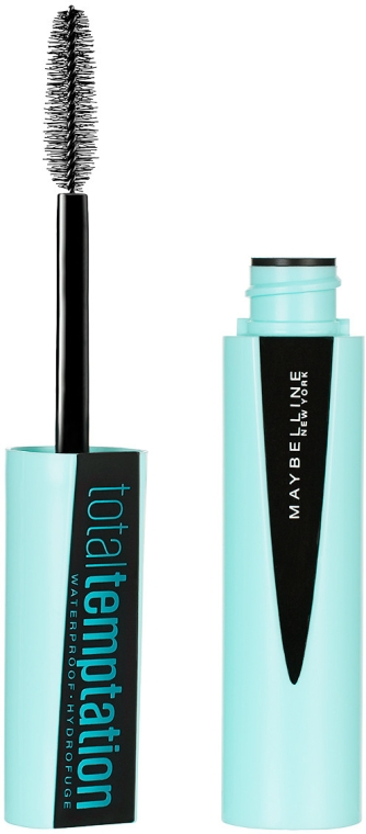Тушь для ресниц - Maybelline New York Total Temptation Waterproof Mascara