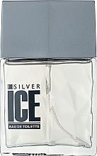 Духи, Парфюмерия, косметика Delta Parfum Ice Silver - Туалетная вода (тестер с крышечкой)