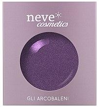 Духи, Парфюмерия, косметика Минеральные прессованные тени для век - Neve Cosmetics Single Eyeshadow