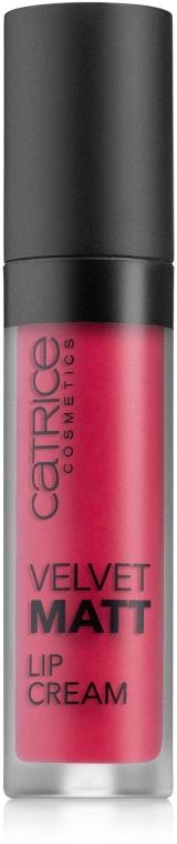Помада-крем для губ - Catrice Velvet Matt Lip Cream