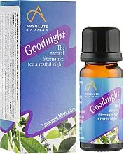 """Духи, Парфюмерия, косметика Эфирное масло """"Спокойной ночи"""" - Absolute Aromas Goodnight"""