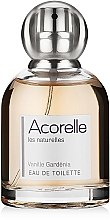 Парфумерія, косметика Acorelle Vanilla Gardenia - Туалетна вода (тестер з кришечкою)