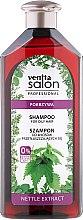 Духи, Парфюмерия, косметика Шампунь для жирных волос волос - Venita Salon Professional Nettle Extract Shampoo