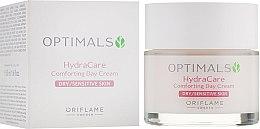 Духи, Парфюмерия, косметика Увлажняющий дневной крем для сухой и чувствительной кожи - Oriflame Optimals Hydra Care