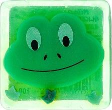 "Духи, Парфюмерия, косметика Глицериновое мыло ""Лягушка"" - Chlapu Chlap Glycerine Soap"