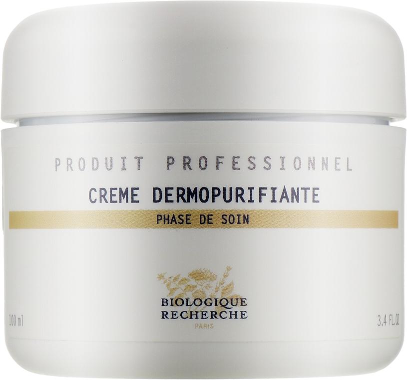 Очищающий крем для поврежденной дисбалансированной кожи - Biologique Recherche Purifying Facial Cream for Unbalanced Skin