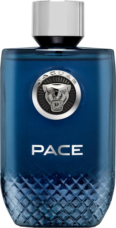 Jaguar Pace - Туалетная вода (тестер с крышечкой)