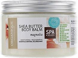 "Духи, Парфюмерия, косметика Бальзам для тела ""Магнолия"" - Organique Professional Shea Butter Body Balm Magnolia"