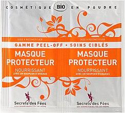 Духи, Парфюмерия, косметика Маска для лица питательная - Secrets des Fees Masque Protecteur Nourrissant