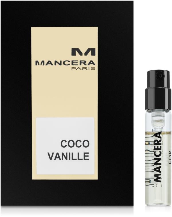 Mancera Coco Vanille - Парфюмированная вода (пробник)