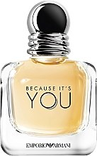 Парфумерія, косметика Giorgio Armani Emporio Armani Because It's You - Парфумована вода