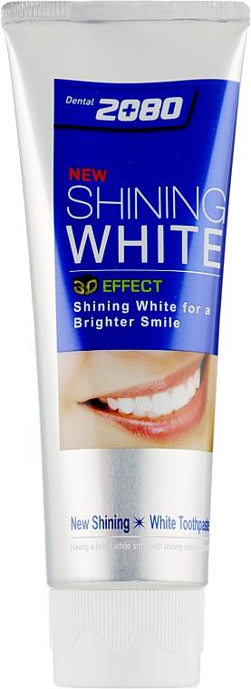 "Зубная паста ""Сияющая белизна"" - KeraSys Shining White"