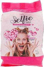 Духи, Парфюмерия, косметика Пленочный воск для депиляции лица в гранулах - ItalWax Selfie