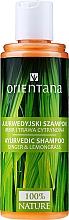 Духи, Парфюмерия, косметика Шампунь для волос - Orientana Ayurvedic Shampoo Ginger & Lemongrass