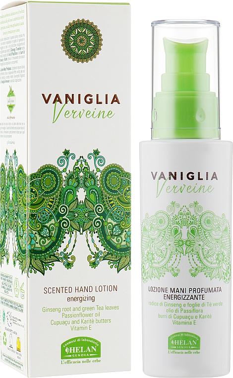 Лосьон для рук ароматизированный - Helan Vaglia Verveine