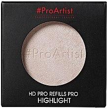 Духи, Парфюмерия, косметика Хайлайтер - Freedom Makeup London ProArtist HD Pro Refills