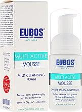 Духи, Парфюмерия, косметика Пенка для лица - Eubos Med Anti Age Multi Active Mousse