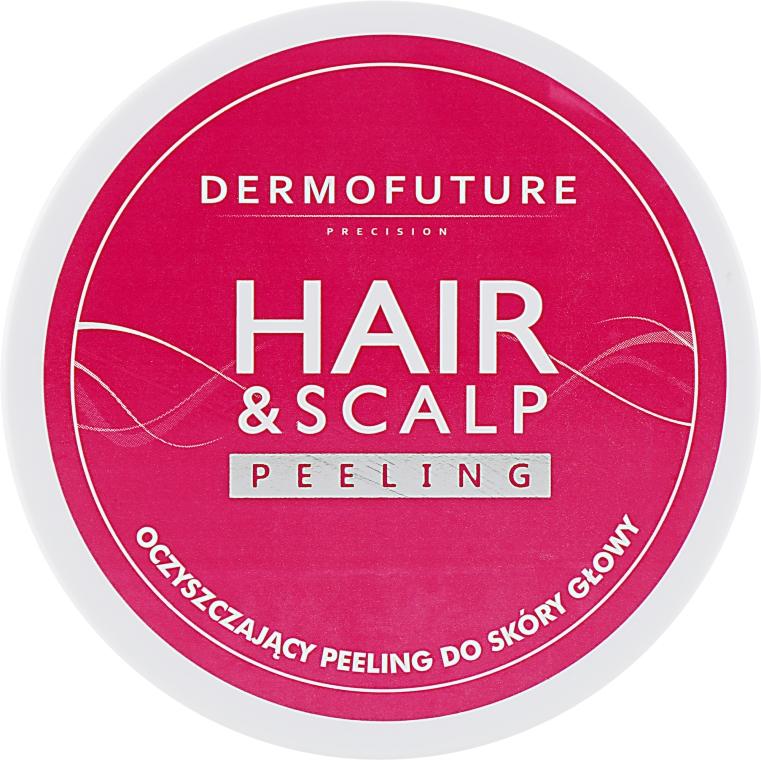 Пилинг для кожи головы - DermoFuture Hair&Scalp Peeling