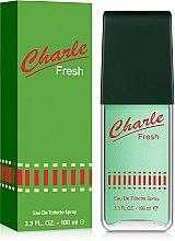 Jaywir Trading Charle Fresh - Туалетная вода (тестер с крышечкой) — фото N1