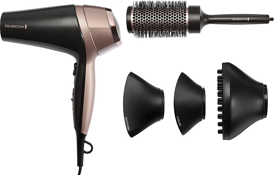 Фен для волос - Remington D5706 Curl&Straight Confidence