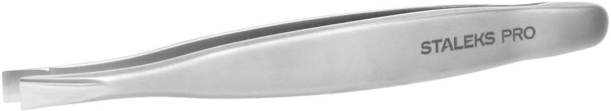 Пинцет для бровей, TE-20/1 - Staleks Pro Expert 20 Type 1