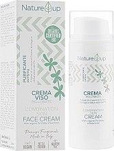 Духи, Парфюмерия, косметика Крем для комбинированной кожи лица - Bema Cosmetici Nature Up Combination Skin Cream
