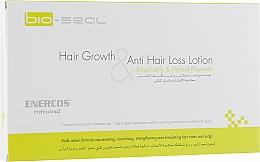 Духи, Парфюмерия, косметика Лечебные ампулы против выпадения и для роста волос - Enercos Professional Bio Seal Hair Growth & Anti Hair Loss Lotion
