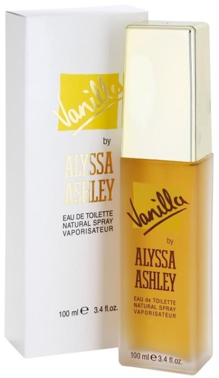 Alyssa Ashley Vanilla - Туалетная вода — фото N1