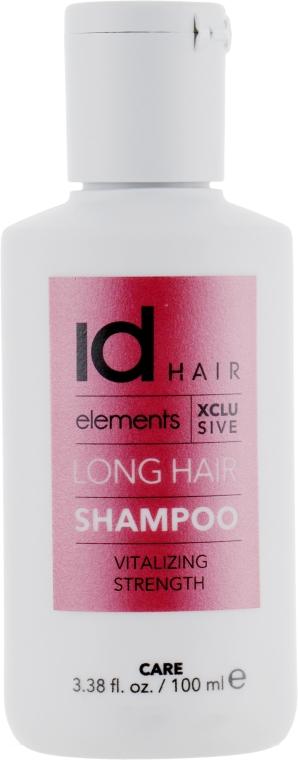 Шампунь для длинных волос - idHair Elements Xclusive Long Hair Shampoo