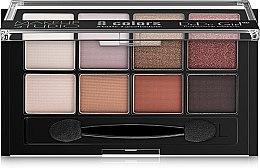 Духи, Парфюмерия, косметика Палетка теней для век - DoDo Girl MakeUp Studio 8 Colors Matte Eyeshadow