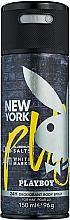 Духи, Парфюмерия, косметика Playboy Playboy New York - Дезодорант