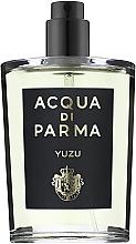 Духи, Парфюмерия, косметика Acqua Di Parma Yuzu - Парфюмированная вода (тестер без крышечки)