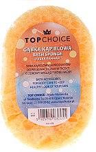 Духи, Парфюмерия, косметика Губка банная 30451, желтая - Top Choice